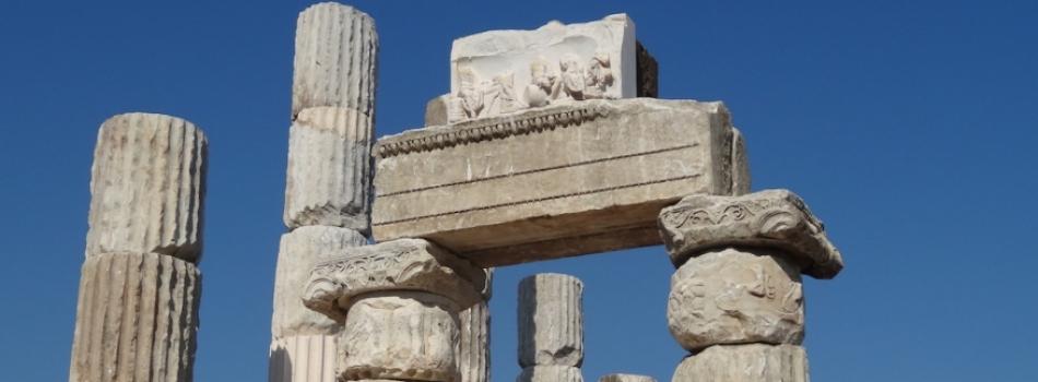 Apollon Smintheion Tapınağı-Gülpınar