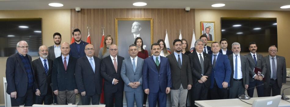 Eğitim ve Akademik Danışmanlık Konusunda İşbirliği Protokolü İmzalandı.