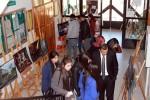 AYVACIK MYO'DA 15 TEMMUZ MİLLİ İRADEYE SAYGI SERGİSİ