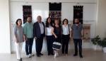 Ayvacık MYO Öğretim Üyesi Aslı Aksoy'un Kişisel Dokuma Sergisi