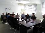 Çanakkale Onsekiz Mart Üniversitesi Proje Koordinasyon Merkezi Görevlileri Meslek Yüksekokulumuzu Ziyaret Ettiler.
