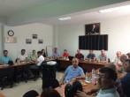Biga 2018 Yükseköğretim Kurumları Sınavı Görevli Eğitimi Toplantısı Yapıldı.