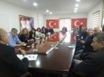 Biga Organize Sanayi Bölgesi İle İşbirliği Protokolü Görüşmesi Yapıldı.