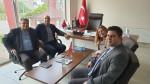 Meslek Yüksekokulumuz Yönetiminden Biga İŞKUR Müdürüne Ziyaret