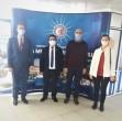 Biga İktisadi ve İdari Bilimler Fakültesi Dekanı Sayın Prof. Dr. Ercan SARIDOĞAN'ın Meslek Yüksekokulumuz Müdürlüğüne Ziyareti