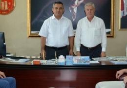 Biga İİBF'ye Yapılacak Cami İçin Protokol İmzalandı