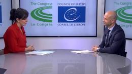 Avrupa Konseyi Mülteciler Temsilcisi Tomáš Boček ile Özel Röportaj