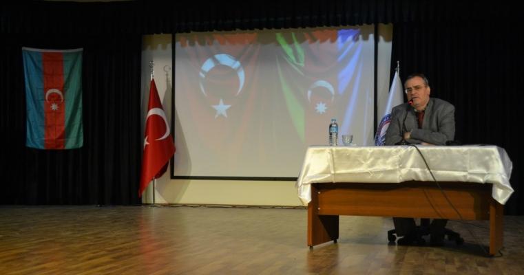 """BİİBF'de """"Karabağ Sorunu ve Hocalı Katliamı"""" Konulu Bir Seminer Düzenlendi"""