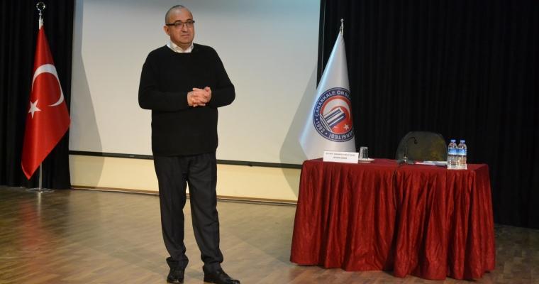 """Ak Parti Çanakkale Milletvekili Ayhan GİDER """"2017 Gözüyle 1915"""" Konulu Bir Söyleşi Gerçekleştirdi"""