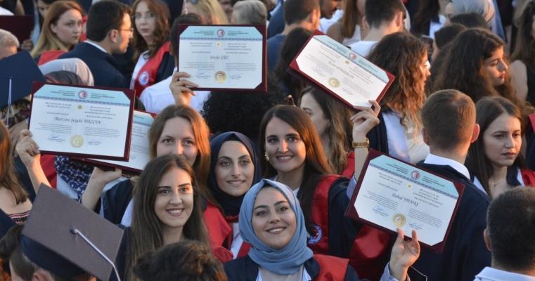 2017-2018 Eğitim - Öğretim Yılı Mezuniyet Töreni Gerçekleştirildi.