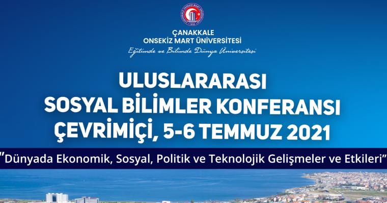 Uluslararası Sosyal Bilimler Konferansı