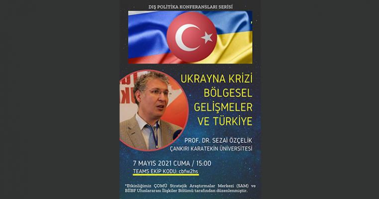 Dış Politika Konferansları Serisi Başlıyor!