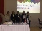 """""""GIDALARDA  DUYUSAL ANALİZ"""" KONFERANSINA KATILIM"""
