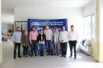 Bayramiç MYO'ya Erasmus+ Programı kapsamında Hırvatistan'ın Križevci College of Agriculture'den Ziyaret