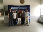 'Hırvatistan Krizevci College of Agriculture Erasmus + Uygulama Eğitimi Ziyareti''