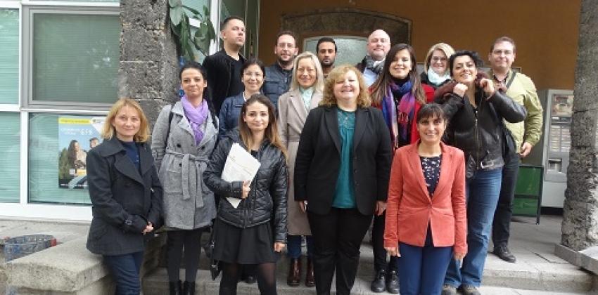 ECOGARD AB ERASMUS+ Projesi Plovdiv, Bulgaristan'da düzenlenen toplantıyla başladı