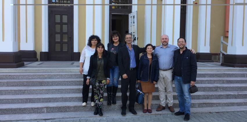 ECOFAR Avrupa Birliği ERASMUS+ Projesi Stara Zagora, Bulgaristan'da düzenlenen toplantıyla başladı