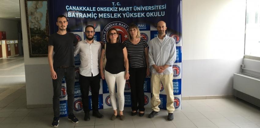 'Hırvatistan Krizevci College of Agriculture Erasmus + Uygulama Eğitimi Ziyareti'' 29.05.2019 'Hırvatistan Krizevci College of Agricul