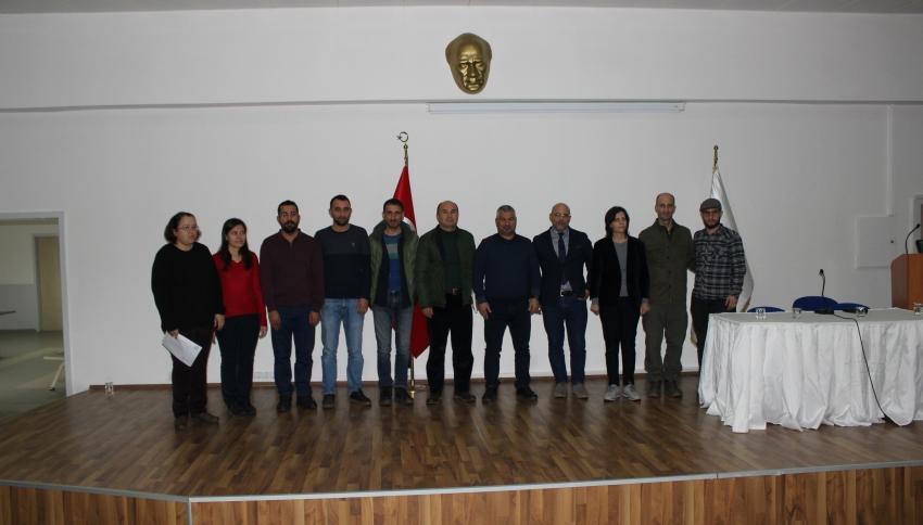 Erasmus + Ders Verme Hareketliliği Kapsamında University of Agribusiness And Rural Development (UARD Plovdiv-Bulgaristan) Üniversitesin'den Bayramiç M
