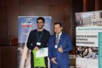ERASMUS Öğrencimiz Çek Cumhuriyeti'nde Ödül Aldı