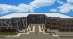 Biga Uygulamalı Bilimler Yüksekokulu Hizmet Binası