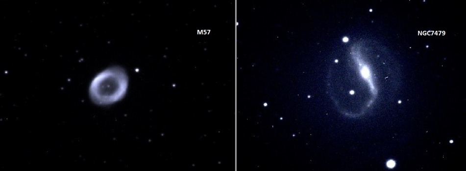 122cm'lik teleskoptan alınan Messier gökcisimleri