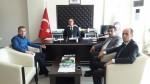 Çan Belediye Başkanı Dr.Abdurrahman KUZU'nun Okulumuzu Ziyareti