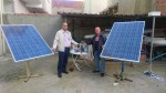 Çan MYO' da Yenilenebilir Enerji Üretimi Çalışmaları devam ediyor.