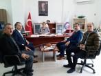 Sayın Genel Sekreterimiz Sami YILMAZ'ın ziyareti