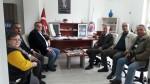 Rektör Yardımcımız Sayın Prof.Dr. Ahmet ERDEM ve beraberindeki heyet Meslek Yüksekokulumuzu ziyaret etti.