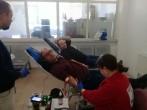 Meslek Yüksekokulumuzda kan bağışı yapıldı