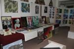 Çan Meslek Yüksekokulu El Sanatları Bölümü Öğrenci ve Öğretim Üyelerinden Sanatsal Sergi