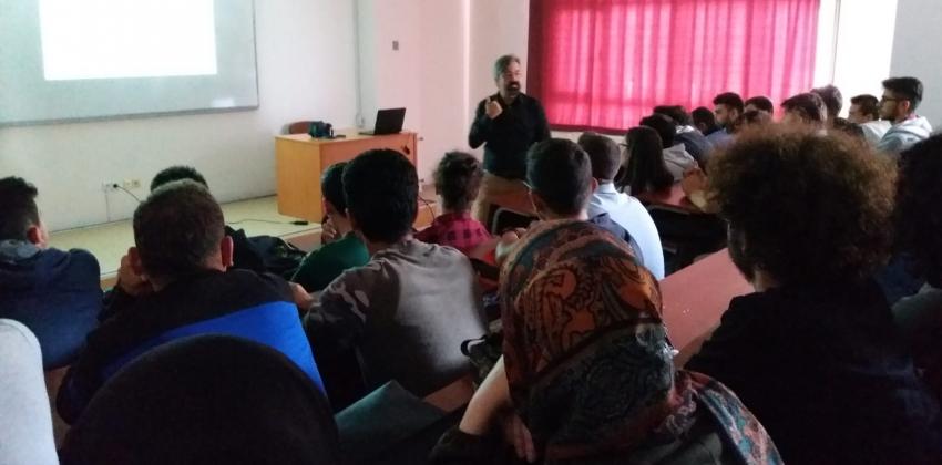 2019-2020 Akademik Yılı Oryantasyon Eğitimi Yapıldı