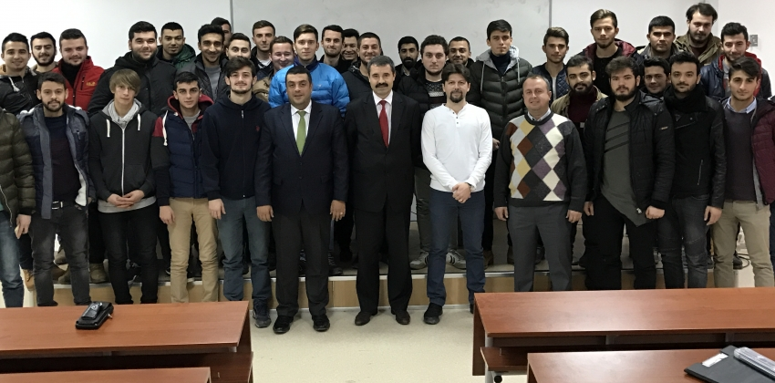 Kale Seramik Fabrikaları Enerji Yöneticisi Atakan Çetin'den Enerji Topluluğu'na Kojenerasyon ve Trijenerasyon Eğitimi