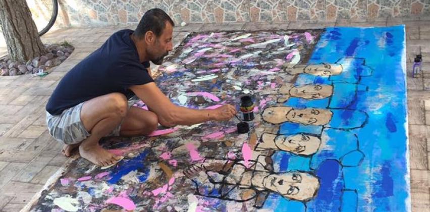 ECN ART GALLERY ( Ayhan TAŞKIRAN )