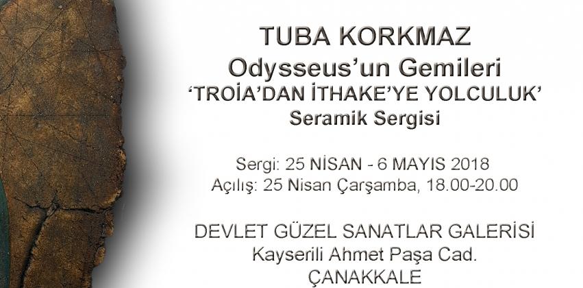 TROİA'DAN iTHAKE'YE YOLCULUK