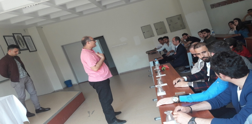 Çan MYO Lojistik Topluluğu (Kariyer Günleri) 9 Mayıs
