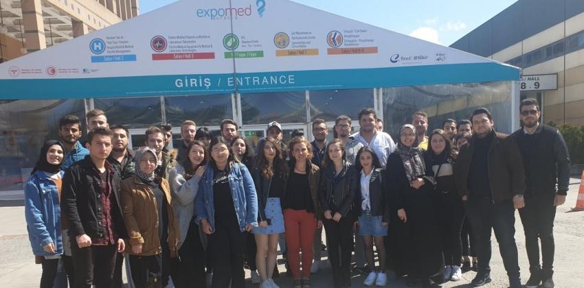 Çan Meslek Yüksekokulu EXPOMED EUROSIA'da