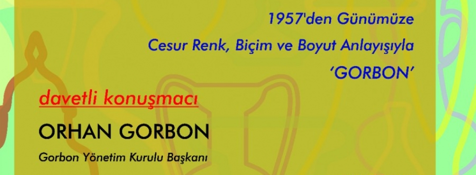 KARİYER GÜNLERİ ORHAN GORBON