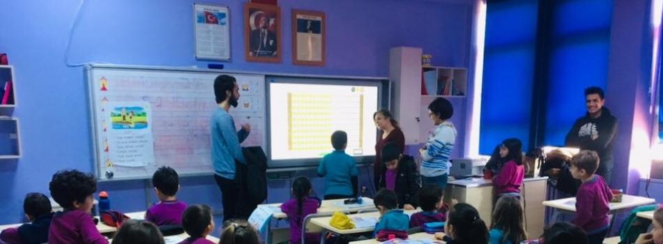 ÇETEM, Okullar için Ders Materyalleri Üretmeye Başladı...