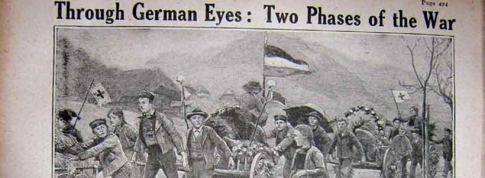 Çanakkale Savaşları Üzerinde Yazılmış Almanca Kitaplar
