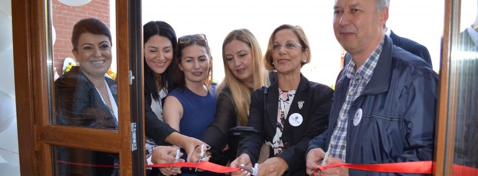 ÇABA ÇAM'ın resmi açılışı gerçekleştirildi...