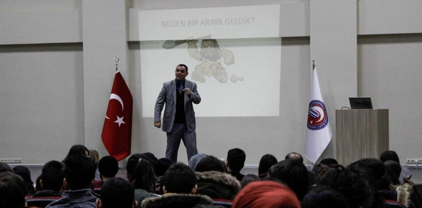 """""""SOSYAL GÜVENLİK HAKLARIM"""" KONFERANSI DÜZENLENDİ"""