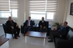 Adalet Komisyonu Başkanından Ziyaret