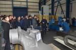 Makine ve Metal Teknolojileri Bölümünden Teknik Gezi