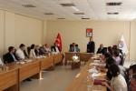 ÇOMÜ Teknik Bilimler MYO Akademik Kurul Toplantısı Yapıldı