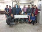 Yenice Endüstri Meslek Lisesi Öğrencilerinden Yüksekokulumuza Ziyaret