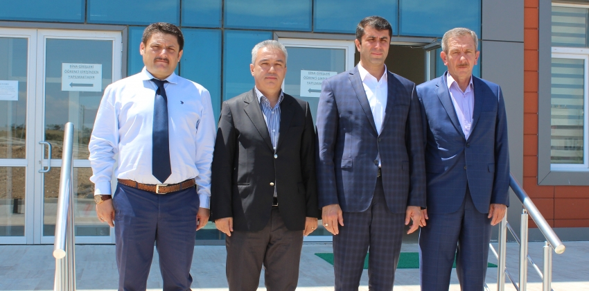 Bayramiç Belediye Başkanı Okulumuzu Ziyaret Etti