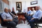 Çan Belediye Başkanı ve Sivil Toplum Kuruluşlarının Yüksekokulumuzu Ziyareti