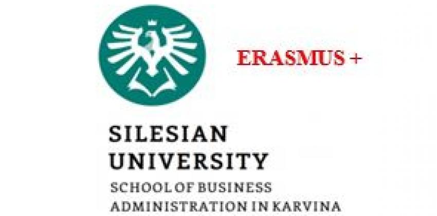 Uluslararası Ticaret ve İşletmecilik Bölümümüz, Silesian Üniversitesi ile ERASMUS+  ikili anlaşma imzaladı